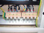 Oberon Y45-15 / 30-20 клеммная колодка для подключения силовых кабелей.